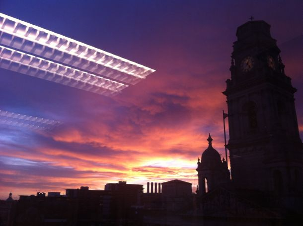 Sunset invasion 1