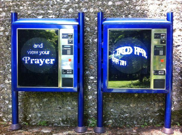It pays to pray